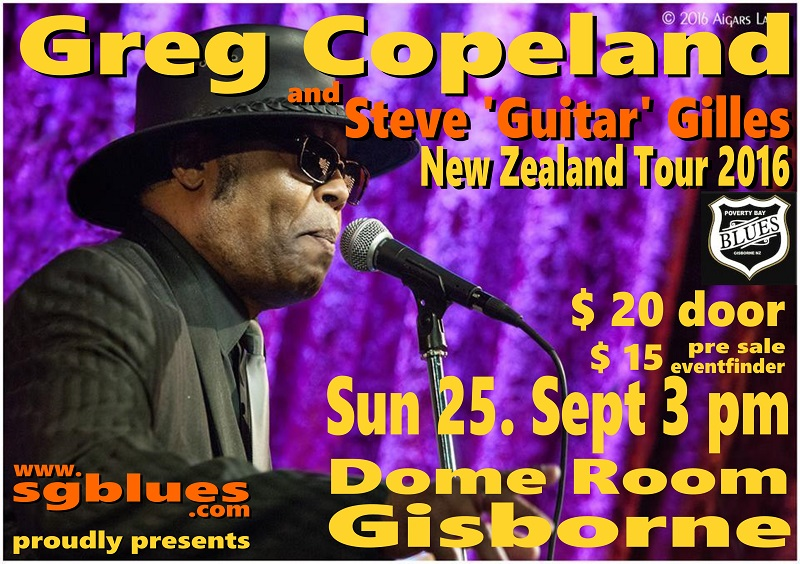 blues clubgisborne