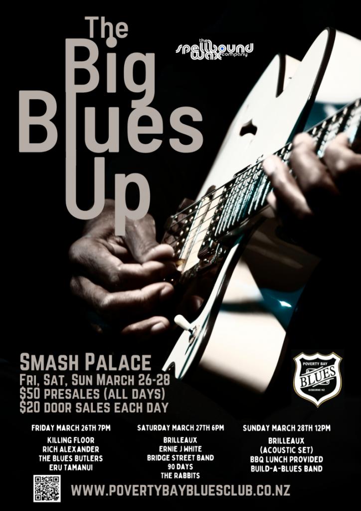 Big Blues Up Blues Gisborne 2021