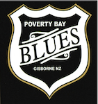 Welcome to Poverty Bay Blues Inc Logo